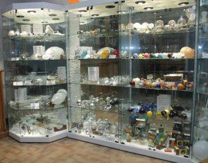 Lampes au musée de l'électricité DIJON